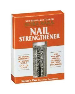 Natures Plus Nail Strengthener Θρεπτικό Ενισχυτικό & Ενδυναμωτικό Νυχιών Με Aloe Vera 7.4ml