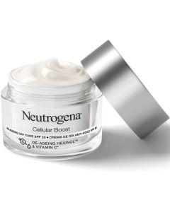 Neutrogena® Cellular Boost Κρέμα Ημέρας SPF20 Αντιγηραντική Κρέμα Προσώπου 50ml