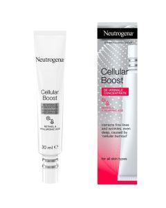 Neutrogena Cellular Boost  Συμπυκνωμένη Κρέμα Αντιρυτιδική Concentrate 30ml