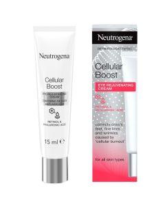 Neutrogena Cellular Boost Αναζωογονητική Κρέμα Ματιών 15ml