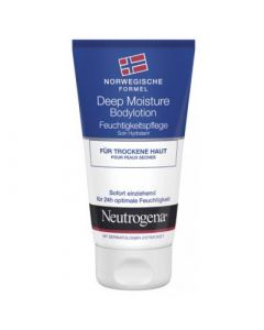 Neutrogena Deep Moisture Bodylotion Ενυδατικό Γαλάκτωμα 75ml