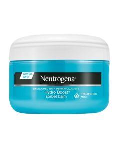 Neutrogena Hydro Boost Body Sorbet Balm Ενυδατικό Βάλσαμο Σώματος 200ml