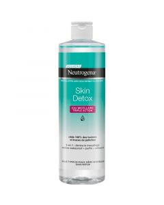 Neutrogena® Skin Detox 3 Σε 1 Micellar Νερό καθαρισμού 400ml