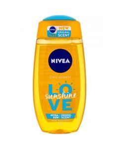 Nivea Love Sunshine Ενυδατικό Αφρόλουτρο 250ml