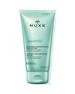 Nuxe Aquabella Micro-Exfoliating Purifying Gel Καθαριστικό Τζελ Για Μικτές Επιδερμίδες 150ml