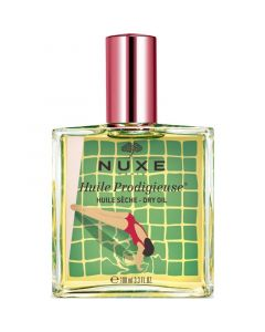 Nuxe Huile Prodigieuse Multi-Purpose Dry Oil Limited Edition Coral 100m | Ξηρό Λάδι Για Πρόσωπο-Σώμα-Μαλλιά