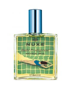 Nuxe Huile Prodigieuse Multi-Purpose Dry Oil Limited Edition Blue 100ml  | Ξηρό Λάδι Για Πρόσωπο-Σώμα-Μαλλιά