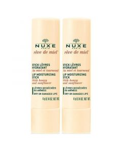 Nuxe Πακέτο Promo Set Lip Moisturizing Stick Σετ Ενυδατικό Στικ Χειλιών 2x4g