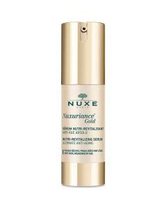 Nuxe Nuxuriance Gold Nutri - Revitalizing Αντιγηραντικό Serum 30ml