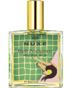 Nuxe Huile Prodigieuse Multi-Purpose Dry Oil Limited Edition Yellow 100ml | Πολυχρηστικό Ξηρό Λάδι Για Πρόσωπο Σώμα Μαλλιά
