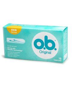 O.b.® Original Normal 16 Ταμπόν