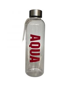 Excellent Houseware Aqua Μπουκάλι Νερού Σε Κόκκινο Χρώμα 500ml
