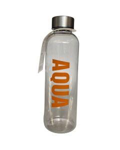 Excellent Houseware Aqua Μπουκάλι Νερού Σε Πορτοκαλί Χρώμα 500ml
