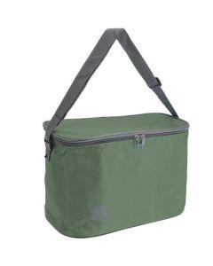 OEM Cooler Bag Ισοθερμική Τσάντα Ψυγείο 24L 38x21x37cm Πράσινο 1τμχ