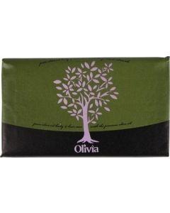 Olivia Papoutsanis Φυτικό Σαπούνι Με Ελαιόλαδο Και Λάδι Λεβάντας 125gr