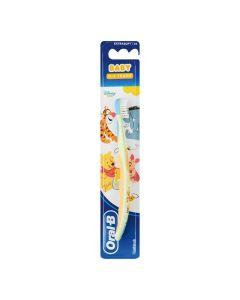 Oral-B Stages 1 Παιδική Οδοντόβουρτσα 4-24 Μηνών 1 Τμχ