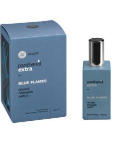 Medisei Panthenol Extra Men Blue Flames Eau De Toilette Ανδρικό Άρωμα 50ml