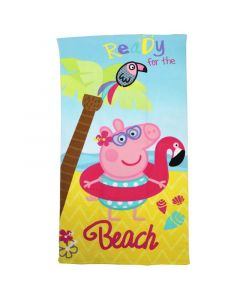 Peppa Pig Παιδική Πετσέτα Θαλάσσης 70x140εκ.