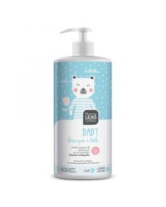 Pharmalead Baby Shampoo & Bath Βρεφικό Απαλό Σαμπουάν & Αφρόλουτρο 1lt