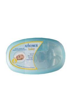 Pharmaq Athomer Baby Ρινικός Αναρροφητήρας 3Τμχ