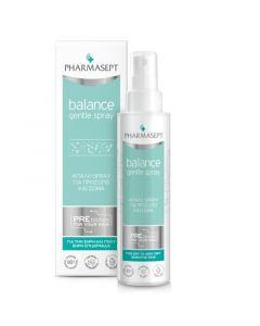 Pharmasept Balance Gentle Spray Απαλό Σπρέι Ενυδάτωσης Για Πρόσωπο & Σώμα Για Ξηρές/Πολύ Ξηρές Επιδερμίδες 100ml