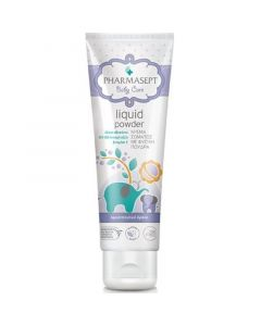 Pharmasept Liquid Powder Κρέμα Σώματος Για Βρέφη Με Φυσική Πούδρα 150ml