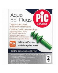 Pic Solution SportAqua Ear Plugs Ωτοασπίδες Σιλικόνης Παιδικές 2τεμάχια