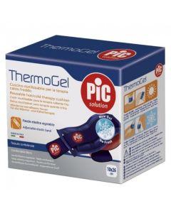 Pic Thermogel Comfort Μαξιλαράκι Πολλών Χρήσεων Για Θεραπεία Θερμότητας & Ψύχους 10X26 Cm