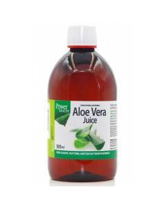 Power Health Aloe Vera Juice Αντιοξειδωτικός Χυμός Αλόης 500ml