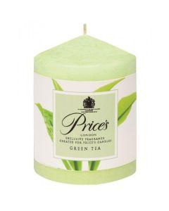 Price's London Αρωματικό Κερί Green Tea 50 Ωρών Καύσης 260gr