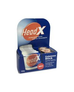Protasis HeadX Stick Ανακούφισης Από Τον Πονοκέφαλο 3.6gr