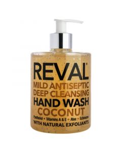 Reval Deep Cleansing Hand Wash Coconut Καθαριστικό Χεριών 500ml