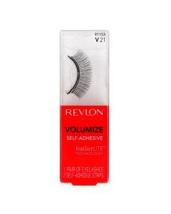 Revlon Volumize Self-Adhesive Ψεύτικες Βλεφαρίδες 1 Ζευγάρι