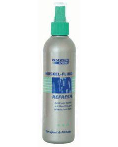 Vitalwohl Sports Refresh Spray Ψυκτικο γιαΜυικους Πονους 250ml