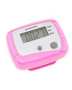 Tfa Pedometer Digital Step Counter Βηματομετρητης & Θερμιδομετρητης Ψηφιακος με Οθονη Lcd 42.2003 Ροζ 1 Τμχ