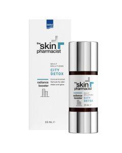 Intermed The Skin Pharmacist City Detox Radiance Booster για Αποτοξίνωση & Λάμψη της Επιδερμίδας15ml