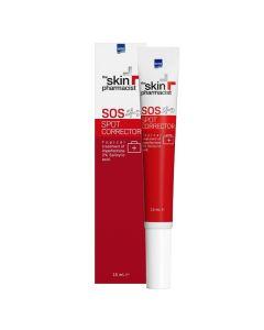 Intermed The Skin Pharmacist SOS Spot Corrector για Τοπική Αντιμετώπιση των Ατελειών 15ml