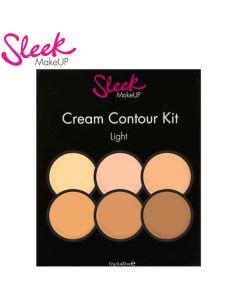 Sleek Cream Contour Kit Light 12G