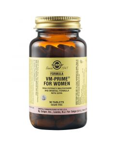 Solgar Formula Vm Prime For Women 90 Ταμπλέτες