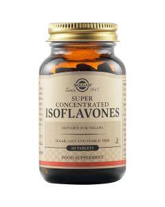 Solgar Isoflavones Ισοφλαβόνες Από Φυσική Σόγια για Εμμηνόπαυση & Μείωση Χοληστερόλης 60 Ταμπλέτες