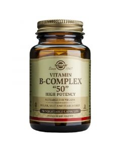 Solgar Vitamin B 50 Complex 50caps