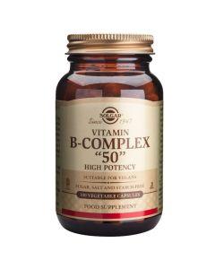 Solgar Vitamin B 50 Complex 100caps