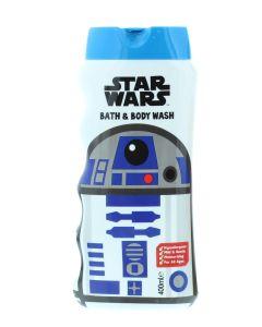 Star Wars Bath & Body Wash Παιδικό Σαμπουάν & Αφρόλουτρο 400ml