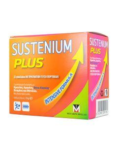 Sustenium Plus Συμπλήρωμα Διατροφής με Γεύση Πορτοκάλι 22 Φακελάκια