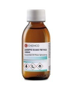 Σύνδεσμος Chemco Essential Oil Pinus Sylvestris Αιθέριο Έλαιο Πεύκο 100ml