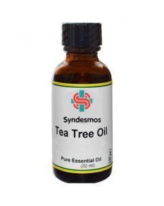 Σύνδεσμος Chemco Φυσικό Αιθέριο Έλαιο Τειοδένδρου Tea Tree 20ml