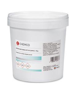 Σύνδεσμος Θεϊικό Μαγνήσιο Επταϋδρικό Magnesium Sulfate Heptahydrate 1000Gr