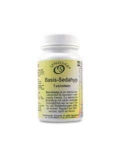 Synosan Basis-Sedahyp Ισχυρή Φόρμουλα Για Την Ενίσχυση Του Μεταβολισμού 60tabs