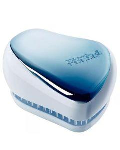 Tangle Teezer Compact Styler Πρωτοποριακή Βούρτσα Μικρού Μεγέθους,  Baby Blue 1τμχ