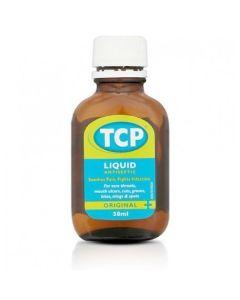 Tcp Liquid Antiseptic Υγρό Αντισηπτικό 50ml